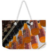 Soda Bottles Weekender Tote Bag