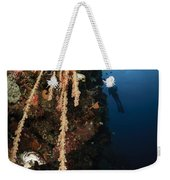 Soft Coral Reef, Indonesia Weekender Tote Bag