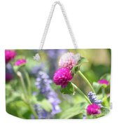 Softness In The Garden Weekender Tote Bag