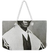 Sojourner Truth, African-american Weekender Tote Bag by Photo Researchers