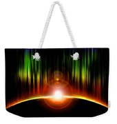 Solar Eclipse Weekender Tote Bag by Svetlana Sewell