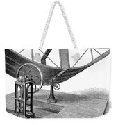 Solar Engine, 1884 Weekender Tote Bag