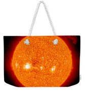 Solar Prominence Weekender Tote Bag by Nasa