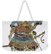 Soldier: Samurai Weekender Tote Bag
