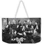 Soldiers Aid Society, 1863 Weekender Tote Bag