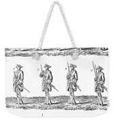 Soldiers: Infantry Drill Weekender Tote Bag