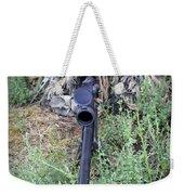 Soldiers Practice Sniper Skills Weekender Tote Bag