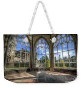 Solitary Conservatory Weekender Tote Bag