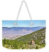 Solitude With A View - Carson City Nevada Weekender Tote Bag
