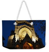 Soller Cathedral Weekender Tote Bag