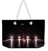 Solo Dance Performance Weekender Tote Bag by Scott Sawyer