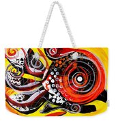 Solo Louisiana Lovebird Fish Weekender Tote Bag