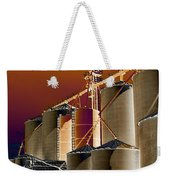 Soloized Grain Bins Weekender Tote Bag