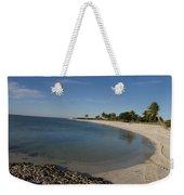 Sombrero Beach Weekender Tote Bag