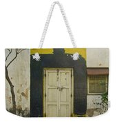 Somebody's Door Weekender Tote Bag