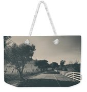 Somethin' About You And I Weekender Tote Bag by Laurie Search