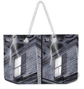 Something Wicked - Cross Your Eyes And Focus On The Middle Image Weekender Tote Bag