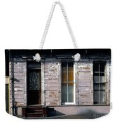 Somewhere In The French Quarter Weekender Tote Bag