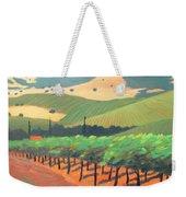 Sonoma Vinyard Weekender Tote Bag