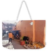 Souk In Marrakesh 04 Weekender Tote Bag
