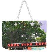 Soul Fish Weekender Tote Bag