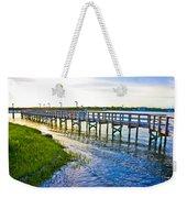 Soundside Park Surf City Weekender Tote Bag
