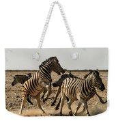Sour Stripes 3 Weekender Tote Bag