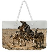 Sour Stripes Weekender Tote Bag