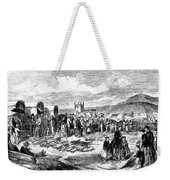 South Africa: Ivory Trade Weekender Tote Bag