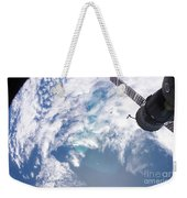 South Atlantic Plankton Bloom Weekender Tote Bag