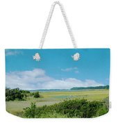 South Carolina Coastal Marsh Weekender Tote Bag