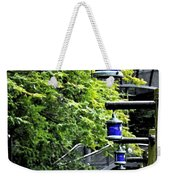 South Cove Battery Park Weekender Tote Bag