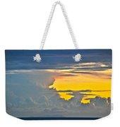 South Seas Yellow Weekender Tote Bag