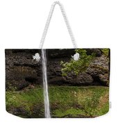 South Silver Falls Into The Pool Weekender Tote Bag