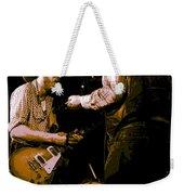 Southern Jam By The Cdb Weekender Tote Bag
