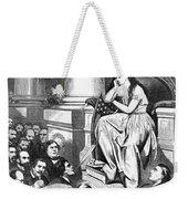 Southern Pardon Cartoon Weekender Tote Bag
