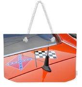 Southern Racing Flags Weekender Tote Bag