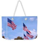 Southern Skies Weekender Tote Bag