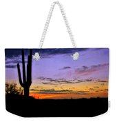 Southwestern Style Sunrise  Weekender Tote Bag
