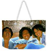 Spa Divas Weekender Tote Bag