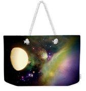 Space Vision Weekender Tote Bag