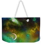 Space001 Weekender Tote Bag by Svetlana Sewell
