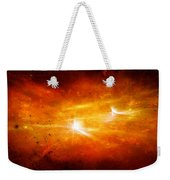 Space008 Weekender Tote Bag by Svetlana Sewell