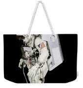 Spacesuit Used By Gemini Viii Weekender Tote Bag