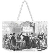 Spain: Abolitionists, 1869 Weekender Tote Bag