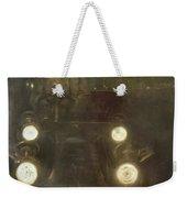 Spain: Automobile, 1909 Weekender Tote Bag