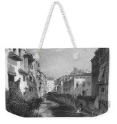 Spain: Grenada, 1833 Weekender Tote Bag