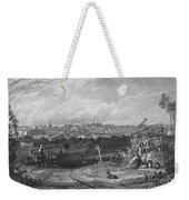 Spain: Madrid, 1833 Weekender Tote Bag