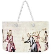Spain: Medieval Ballgame Weekender Tote Bag