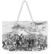 Spain: Second Carlist War Weekender Tote Bag
